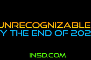 UNRECOGNIZABLE By The End Of 2020 – Allison Coe & Gregg Prescott
