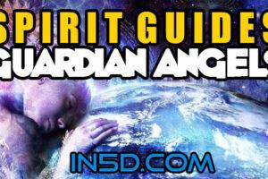 Spirit Guides & Guardian Angels