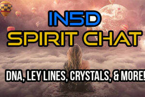 In5D Spirit Chat Dreams, DNA, Ley Lines, Crystals, & More!