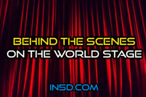 Behind the Scenes On The World Stage