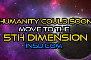 Indigo Sees Future – Humanity Could Soon Move To The 5th Dimension