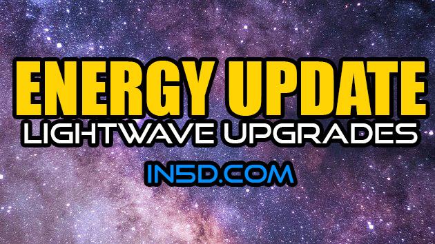 Energy Report - Lightwave Upgrades