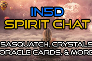 Spirit Chat Sasquatch, Crystals, Oracle Cards, & MORE!