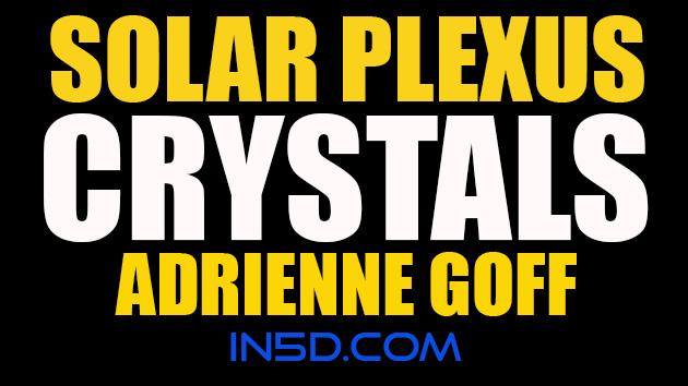 Solar Plexus Chakra Crystals - Adrienne Goff