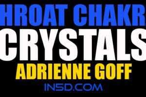 Throat Chakra Crystals – Adrienne Goff