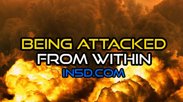 Being Attacked From Within