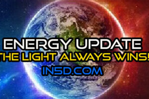 Energy Update – The Light ALWAYS Wins!