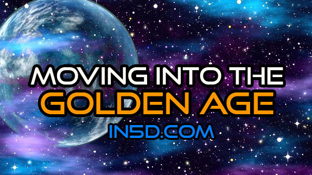 Moving Into The Golden Age