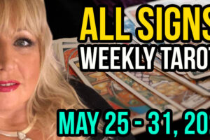Alison Janes May 25-31, 2020 Weekly Tarot – All Signs
