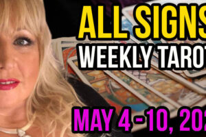 Alison Janes May 4-10 2020 Weekly Tarot LIVE – All Signs