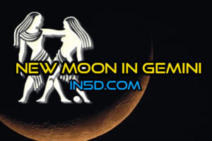 New Moon In Gemini