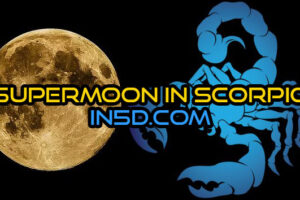 Supermoon In Scorpio: Transcending Fear, Shedding Layers, Breaking Point For Relationships