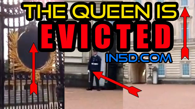 ¡LA REINA ELIZABETH HA SIDO DESALOJADA!  ¡Conoce al nuevo rey!