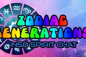 Zodiac Generations