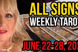 Alison Janes June 22-28, 2020 Weekly Tarot – All Signs