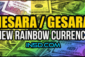 NESARA GESARA New Rainbow Currency