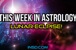 This Week In Astrology – Lunar Eclipse!
