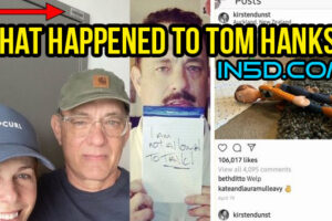 Where Is (Or What Happened To) Tom Hanks?