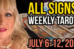Alison Janes July 6-12, 2020 Weekly Tarot – All Signs
