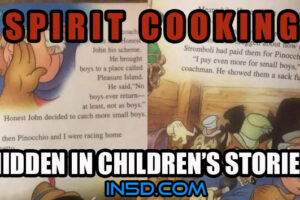 SPIRIT COOKING Hidden In Children's Stories