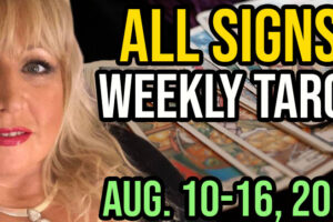 Alison Janes Weekly Tarot Card Reading 10-16, 2020 All Signs
