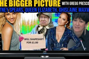 Ghislaine, Britney Spears, Queen Elizabeth, J-Lo Ankle Bracelet The Bigger Picture w. Gregg Prescott