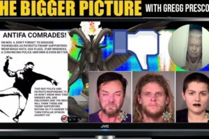 Satanic Dems, Antifa Antics, Royal Embarrassment, Asteroid – The BIGGER Picture with Gregg Prescott