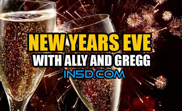 New Year's Eve with Ally and Gregg