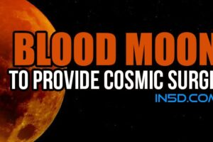 Blood Moon To Provide Cosmic Surge