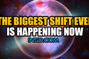 The Biggest Shift Ever On The Planet Is Happening Now