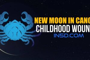 New Moon In Cancer: Childhood Wounds