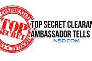 Top Secret Clearance Ambassador Tells All, Eugenics, Trump, Order of the Black Sun and MORE!